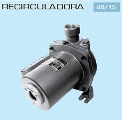 RECIRCULADORA 20 / 1 S